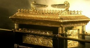 Common Depiction of the Ark of the Covenant