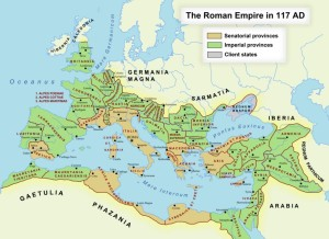 Roman Empire (Credit: Ancient History Encyclopedia)