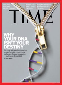 TIME Magazine Feature on Epigenetics