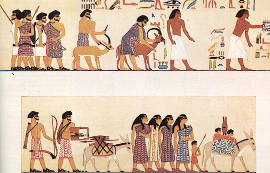IbschaEgyptSemites