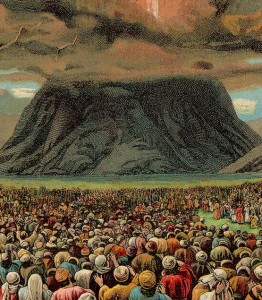 National Revelation at Sinai (Providence Lithograph Company, 1907)