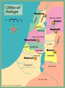 Six Cities of Refuge