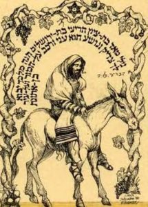 mashiach-on-donkey-by-elhanan-ben-avraham